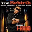 J-Hood - The Rebirth mixtape cover art