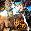 Tha Joker & Lil Boosie - Crime & Muzik mixtape cover art