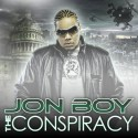 Jon Boy - The Conspiracy mixtape cover art
