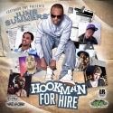 June Summers - Hookman For Hire mixtape cover art
