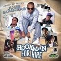 June Summers - Hookman For Hire mixtape cover art