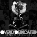 Kendrick Lamar - Overly Dedicated mixtape cover art