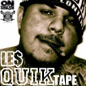 Le$ - Quik Tape mixtape cover art