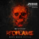 Lil B - Red Flame (Devil Music Edition) mixtape cover art