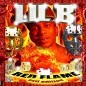 Lil B - Red Flame (Evil Edition) mixtape cover art