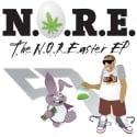 N.O.R.E. - The N.O.R.E.aster EP mixtape cover art