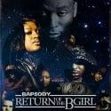 Rapsody - Return Of The B-Girl mixtape cover art