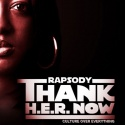Rapsody - Thank H.E.R. Now mixtape cover art