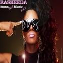 Rasheeda - Boss Bitch Music 2 mixtape cover art