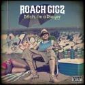 Roach Gigz - Bitch, I'm A Player mixtape cover art