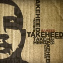 Saheed - Take Heed mixtape cover art