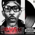 Slimm Pusha - If Push Come 2 Shove mixtape cover art