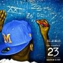 SL Jones - The Number 23 (Editor's Cut) mixtape cover art