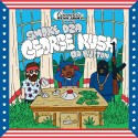 Smoke DZA - George Kush Da Button mixtape cover art