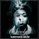 Smoke Dza - Substance Abuse mixtape cover art