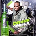 Stunna Mane - Drunk Gorilla mixtape cover art