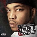 Styles P - The Ghost Dub-Dime Mixtape mixtape cover art