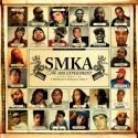 SMKA - The 808 Experiment, Vol. 1 mixtape cover art