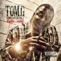Tom G - Skroll Muzik 6 (Kush-N-Kupz) mixtape cover art