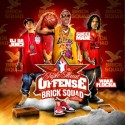Triple Threat Offense (Brick Squad Edition) mixtape cover art
