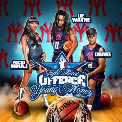 Triple Threat Offense (Young Money Edition) Mixtape