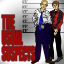 The Usual Suspects mixtape cover art