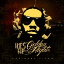 Wes Fif - Golden Nights mixtape cover art