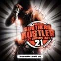 Southern Hustler Instrumentals 21  mixtape cover art