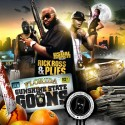 Plies & Rick Ross - Gunshine State Goons mixtape cover art