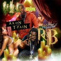 Akon & T-Pain - Most Wanted R&B mixtape cover art