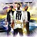 Young, Fly & Flashy mixtape cover art