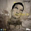 Corey G - Small Victories mixtape cover art
