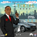 Bobo - Timing mixtape cover art