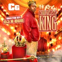 CG - The Reign Chronicles Of A King mixtape cover art