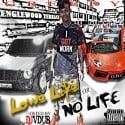 Greedy - Lowe Life Or No Life mixtape cover art