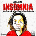 Jon Jon - Insomnia mixtape cover art