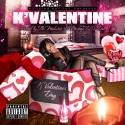 K'Valentine - K' Valentines Day mixtape cover art