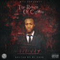 Lil Jay - Return Of Carlito mixtape cover art