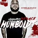 Menace - Humboldt mixtape cover art