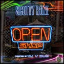 Scotty Roze - Open Shop mixtape cover art