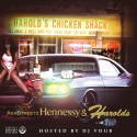 Streetz - Hennessy & Harolds mixtape cover art