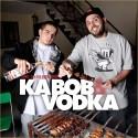 One-2 - Kabob & Vodka mixtape cover art