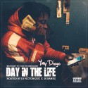 Diego - A Day In The Life mixtape cover art