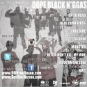 DotboyNation - Dope Black Niggas mixtape cover art