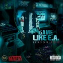 E.A. - Game Like EA Season 2 mixtape cover art