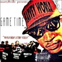Eagle - Game Time mixtape cover art