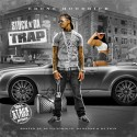 Ebone Hoodrich - Stuck N Da Trap 2 mixtape cover art