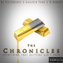Goaldin Tone - The Chronicles mixtape cover art