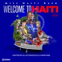Haiti Baeb - Welcome To Haiti mixtape cover art