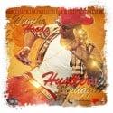 Huncho Hoodo - Hustlers Struggle mixtape cover art